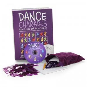 Dance Charades Party Game