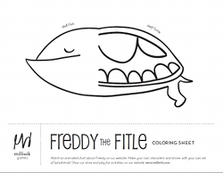 Freddy the Fitle