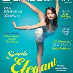 Dance Charades was featured in this months edition of dance spirit magazine.