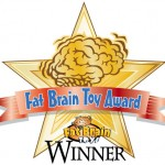 Splash Jack wins fat brain toy award for best bath toy