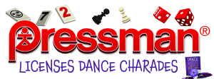 Pressman-Toy-Licenses-Dance-Charades